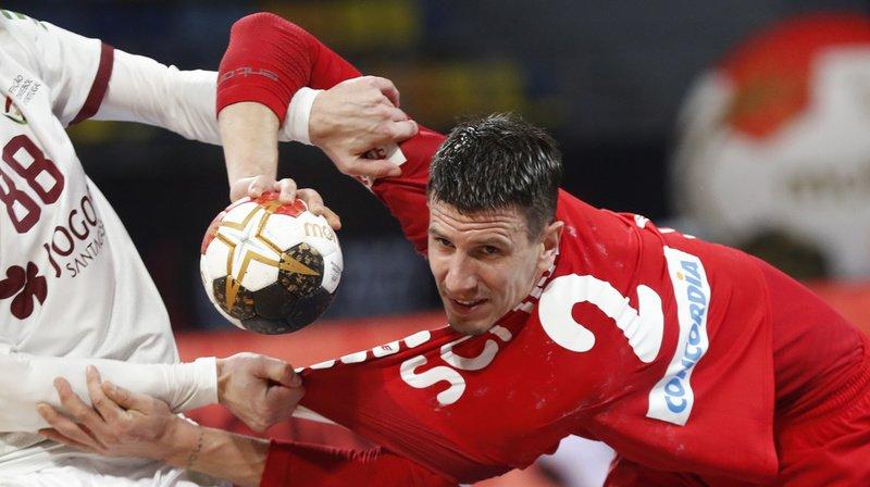 Handball: la Suisse s'incline face au Portugal au Mondial, pas de quarts de finale