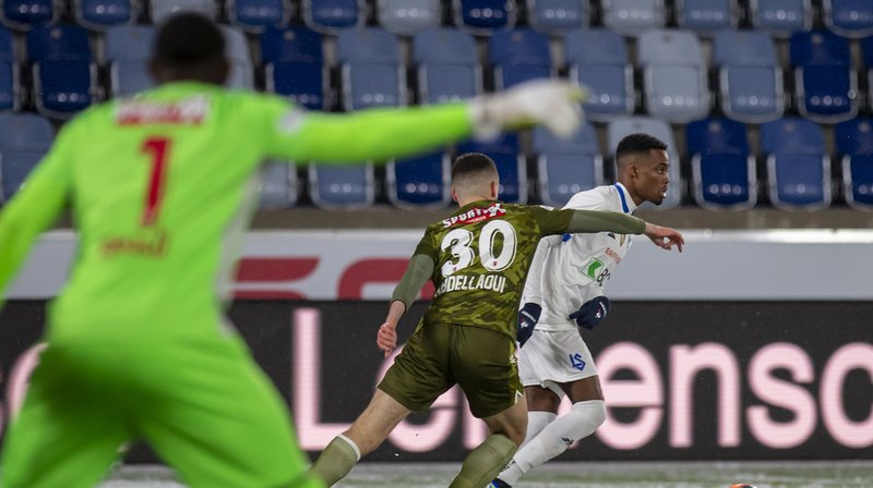 Football – Super League: Sion bat Lausanne, Zurich écrase Bâle
