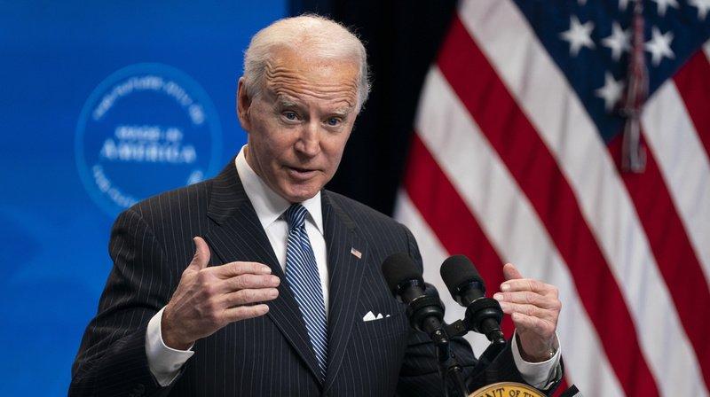 Coronavirus: les Etats-Unis proches de l'immunité collective d'ici à l'été selon Biden