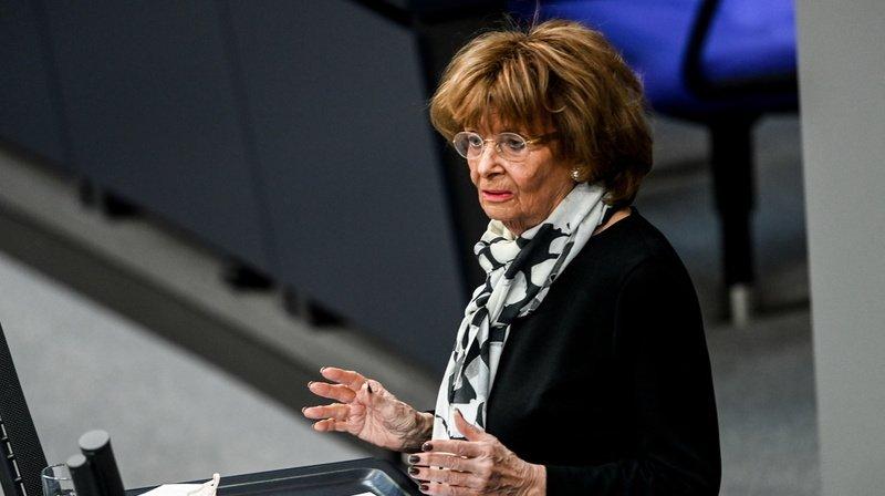 Journée de l'holocauste: une survivante alerte sur la résurgence de l'antisémitisme