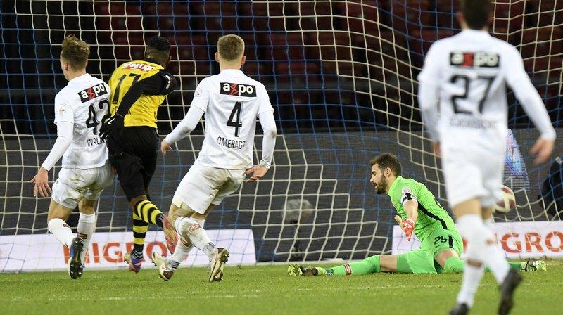 Football – Super League: la promenade des Young Boys au Letzigrund, la victoire du FC Sion