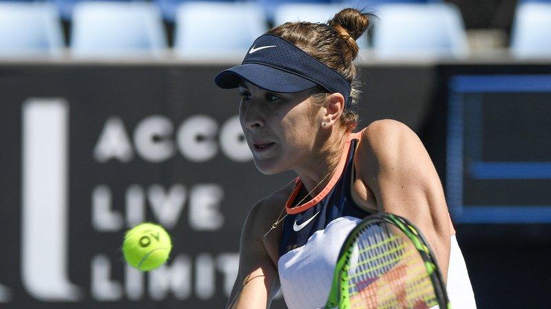 Belinda Bencic a enfin renoué avec la victoire.