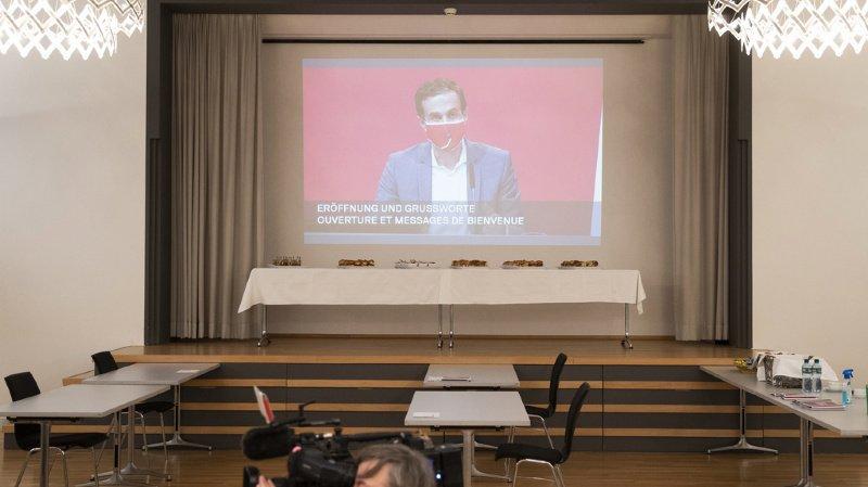 Partis: les délégués du PS prônent trois fois le «non» pour le 7mars