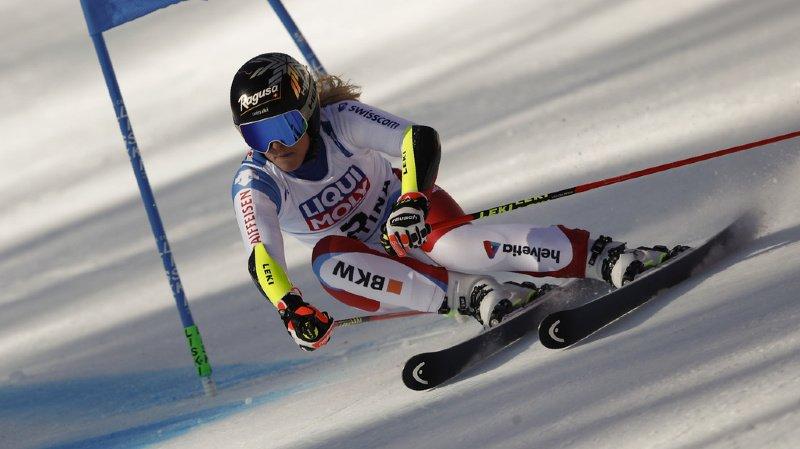 Ski alpin – Mondiaux de Cortina: Lara Gut-Behrami décroche l'or en géant