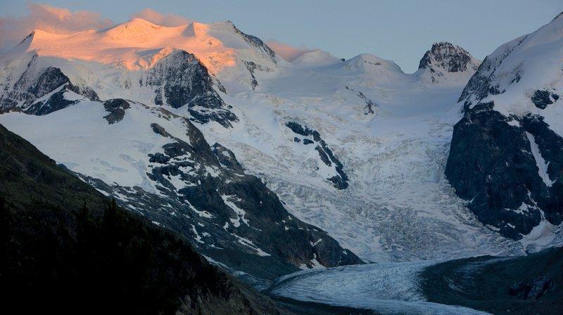 Grisons: une idée venue de l'Himalaya pour sauver les glaciers suisses