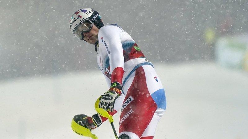 Coupe du monde de ski alpin: «Humainement et sportivement, cette période m'aidera pour l'avenir», assure Daniel Yule