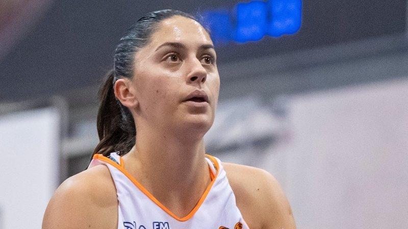 Coupe de la ligue: Ana Vojtulek et Hélios Basket veulent s'offrir une première finale