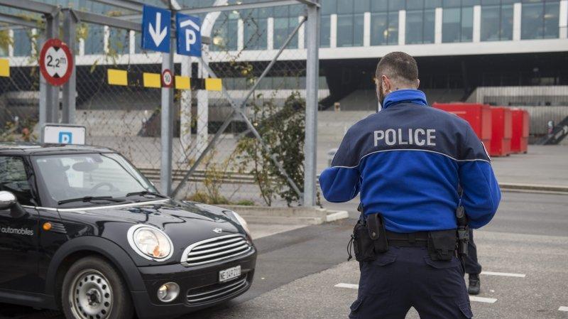 La police neuchâteloise (image d'illustration) poursuit son enquête, après l'attaque à l'acide de jeudi dernier.