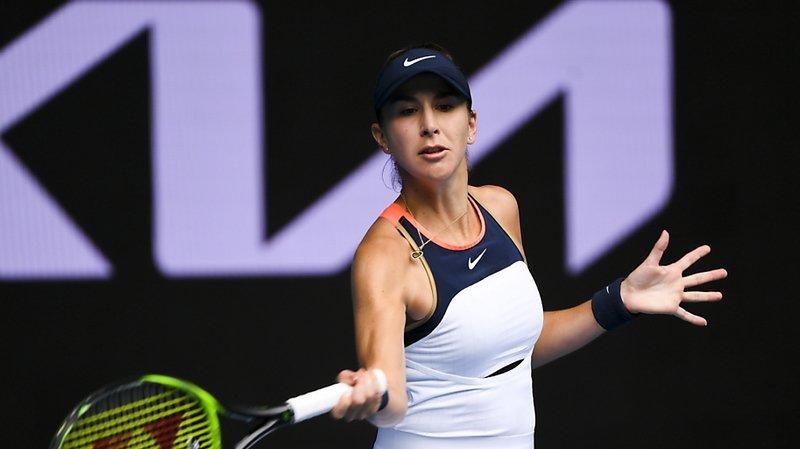 Belinda Bencic jouera le 3e tour à Melbourne.