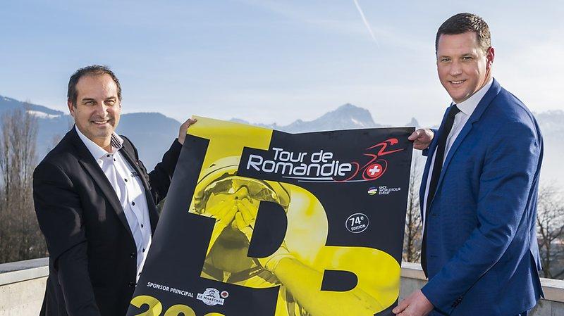 Cyclisme – Tour de Romandie 2021: le parcours est quasi identique à celui prévu pour 2020