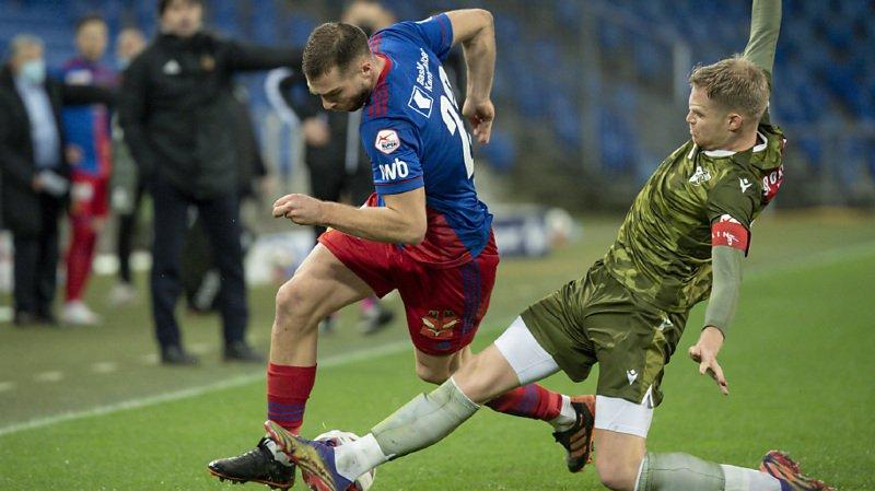 Football: la revanche pour Servette, Sion arrache un point à Bâle