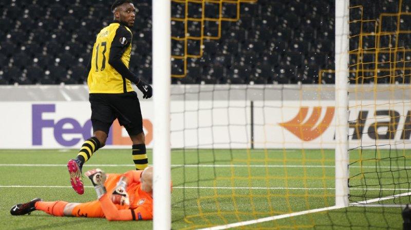 Football - Europa League: Vainqueur 4-3 du Bayer, YB se donne le droit d'y croire