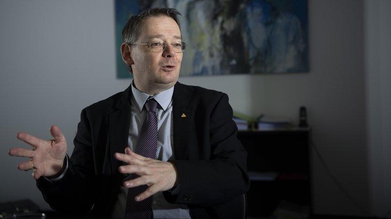 «Je ne suis pas comme Reynard qui demande l'avis de tous pour plaire à tout le monde», l'interview Conseil d'Etat de Franz Ruppen [6/8]