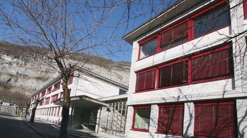 La rénovation du collège de Saint-Maurice est prévue.