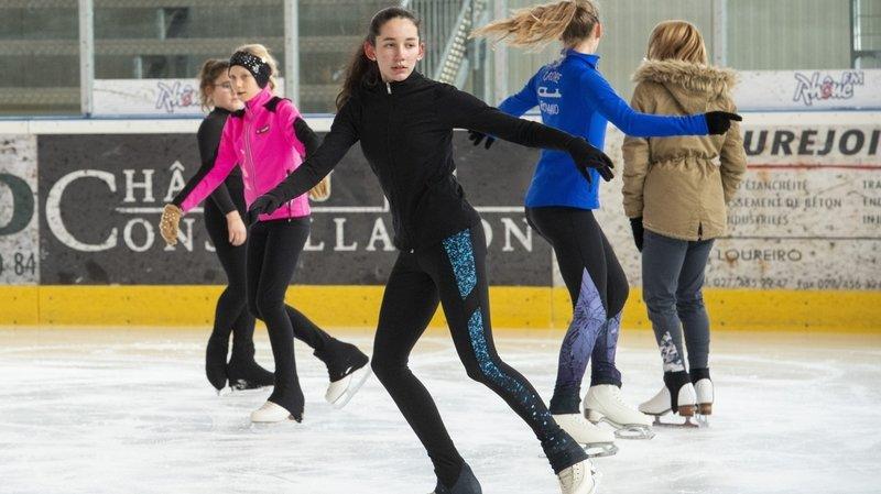Quelle est la situation du patinage artistique en Valais, discipline plus exigeante que jamais?