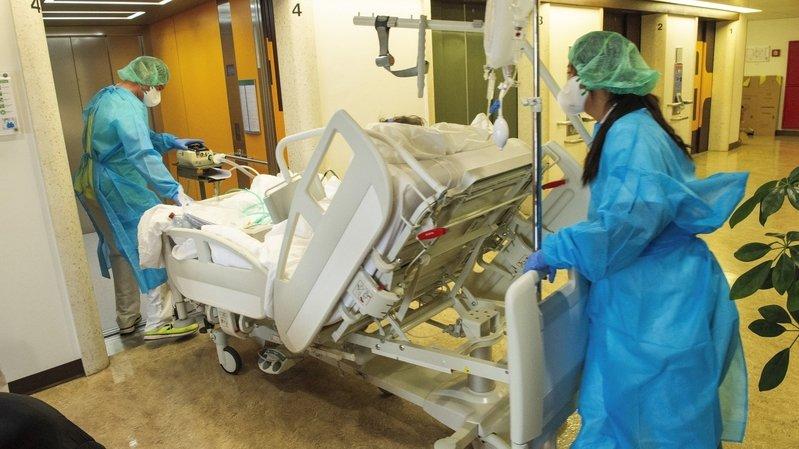 Plus de 700 Valaisans sont morts du coronavirus