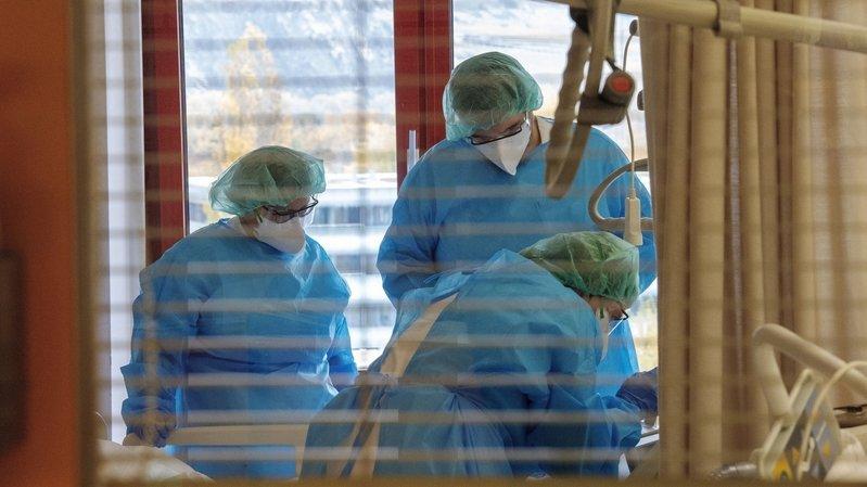 La situation sanitaire a provoqué une hausse des coûts pour les hôpitaux.