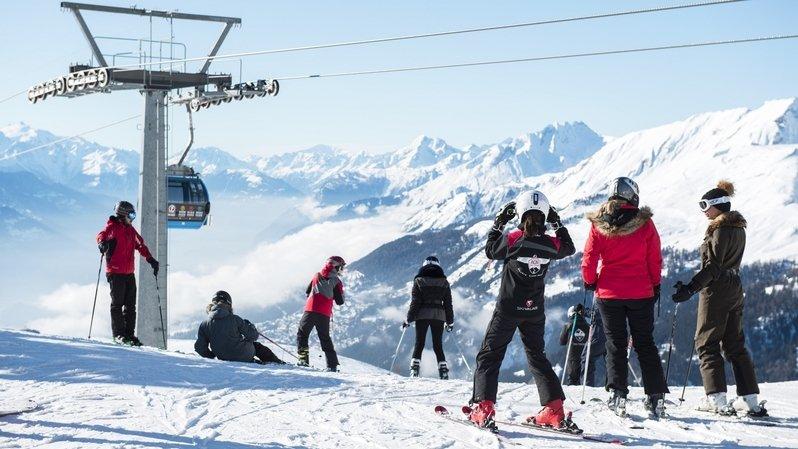 Election au Conseil d'Etat (4/8): quels touristes demain pour le Valais. La question divise