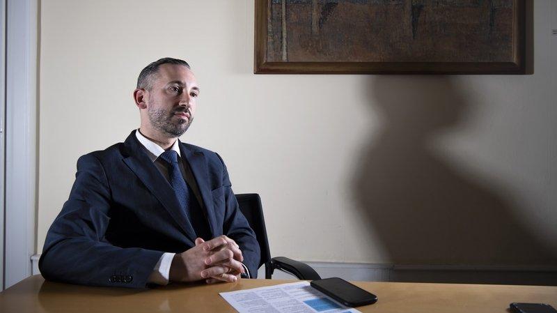 «Le dossier des JO m'a permis de montrer que j'avais l'étoffe d'un conseiller d'Etat» La grande interview Conseil d'Etat de Frédéric Favre [3/8]