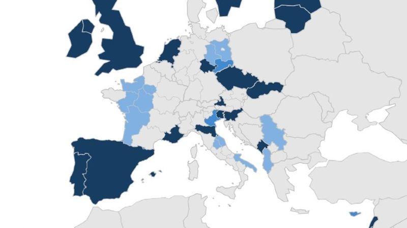 Coronavirus: Paris, la Serbie et l'Albanie dans la liste des zones à risque