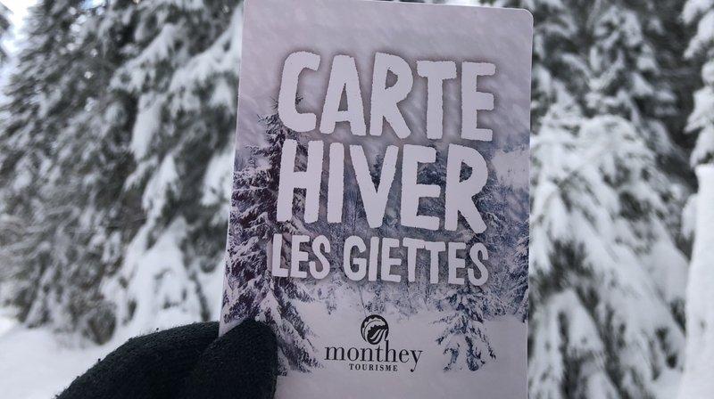 Les Giettes: la saison d'hiver à la carte