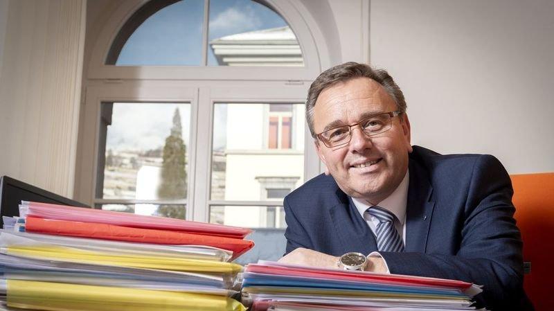 «Ma priorité, c'est de faire élire trois candidats PDC» La grande interview de Roberto Schmidt (5/8)