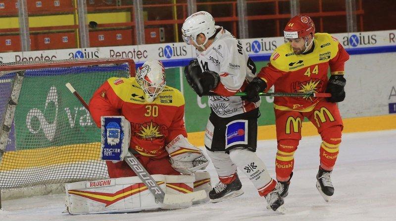Hockey: Sierre effectue un pas peut-être décisif vers les play-off