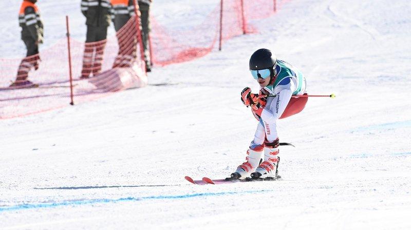 Ski handicap: Veysonnaz avance d'un jour ses dernières épreuves de vitesse