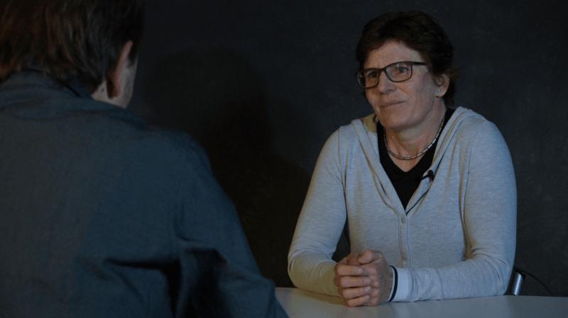 L'Interrogatoire politique (2/8): Brigitte Wolf: «J'ai plus de chance dans le Valais romand que dans le Haut.»