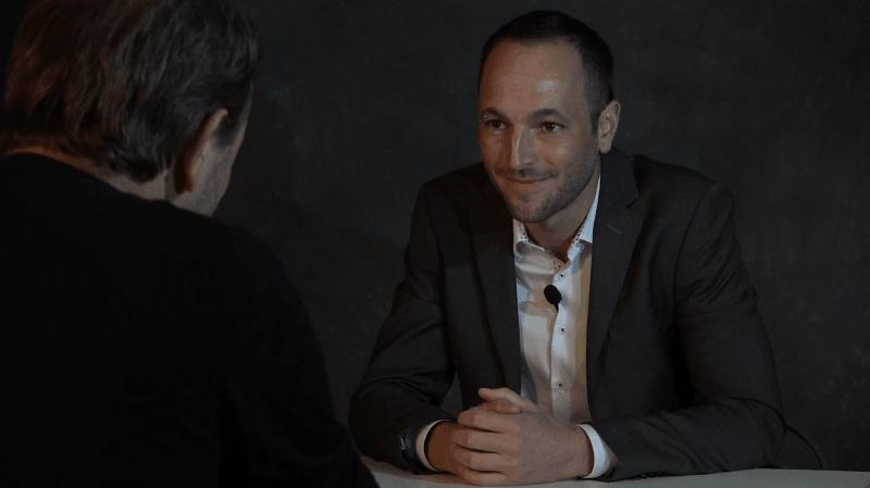 L'Interrogatoire politique (5/8): Mathias Reynard: «Il faut que toutes les forces politiques soient représentées au Conseil d'Etat.»