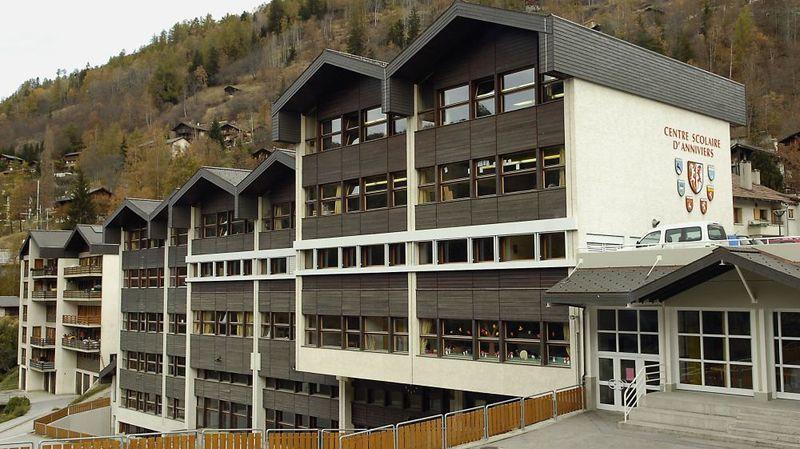 Anniviers: l'école de Vissoie aura droit à une cantine plus grande et plus moderne