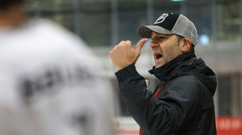«Le HC Viège avait besoin d'une nouvelle impulsion», explique Sébastien Pico