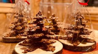 Champoussin: des ateliers pour plonger avec délices dans l'univers du chocolat