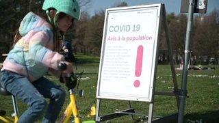Coronavirus, un an après – une année de pandémie en Suisse