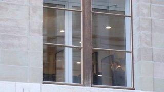 Genève: arrivée très attendue de Pierre Maudet à son procès
