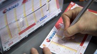 Loteries: un nouveau millionnaire au tirage du Swiss Loto