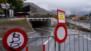 Météo: après la neige, place à la pluie et aux inondations en Suisse