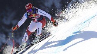 Ski alpin: la 2e descente de Kitzbühel reportée à dimanche