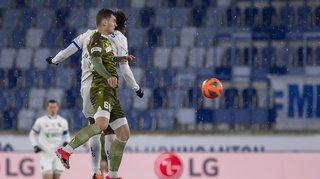 Super League: le FC Sion sort vainqueur du derby romand contre Lausanne