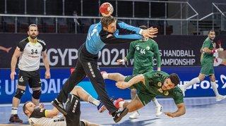 Handball: la Suisse s'impose 27-24 sur l'Algérie, mais est toutefois éliminée