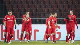 Football – Super League: Zurich surpris par Vaduz