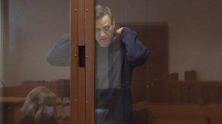 Russie: le parquet requiert environ 11'500 francs d'amende contre Navalny