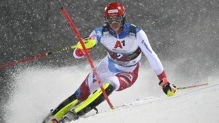 Coupe du monde de ski alpin: cinq slalomeurs pour quatre places aux Mondiaux