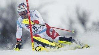 Quatre Valaisans sélectionnés pour le slalom des Mondiaux de ski alpin