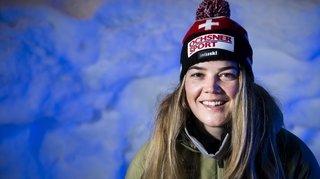 Mondiaux de Cortina: Mélanie Meillard de retour dans un rendez-vous d'envergure, quatre ans après