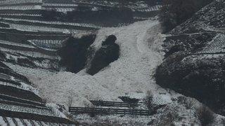 Avalanches: un degré de danger de 5 sur 5 sur une grande partie du Valais