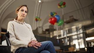 Coronavirus: Frédérique Bauvois se bat avec détermination pour les restaurateurs