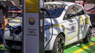 Mobilité: la prime pour l'achat d'une voiture électrique fait un tabac à Thurgovie