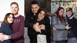 Saint-Valentin: ils ont trouvé l'amour malgré la pandémie
