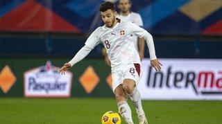 Football: Bastien Toma est désormais bien installé à Genk sur le terrain et dans son quotidien